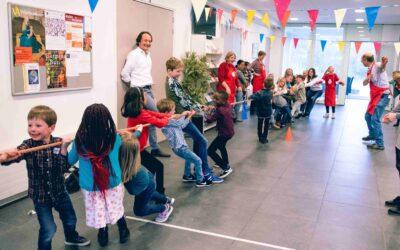 Activiteiten voor kinderen PJR