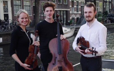 11 okt 2020: Strijktrio in concert