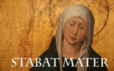 Stabat mater dolorosa in Kruiskerk