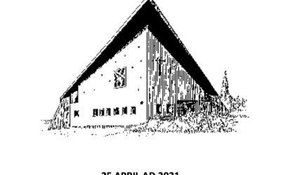 25 april 2021 ds. Bert Kozijn
