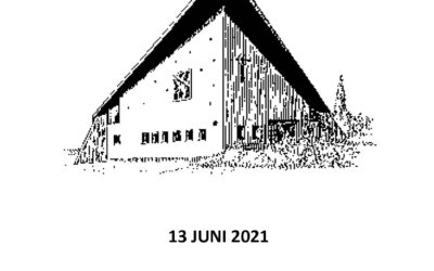 13 juni 2021 ds. Elizabeth Post