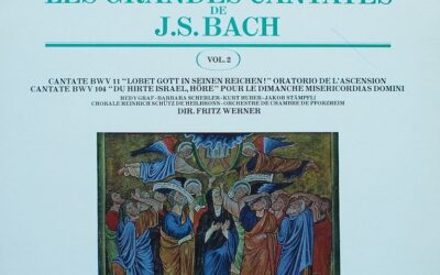 Bachcantate in vespers – Kruiskerk
