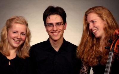9 mei 2021: GAAT NIET DOOR Het Chimaera-trio in concert