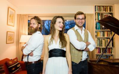 29 nov, koffieconcert in de Paaskerk door Hanna Marieke Trio