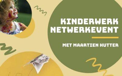 Kinderwerkevent 'Nooit meer een kleurplaat'