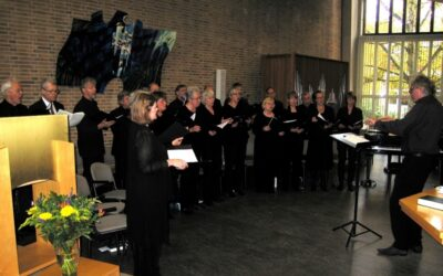 11 okt: Cantatedienst Pelgrimskerk