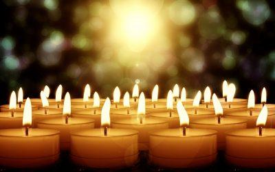 1 Nov. Dag van gedenken in Paaskerk Amstelveen