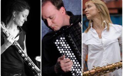 1 nov 2020: Hedendaagse en klassieke muziek