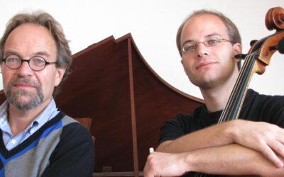 2 mei 2021:  GAAT NIET DOOR Vader en zoon Trommel in concert