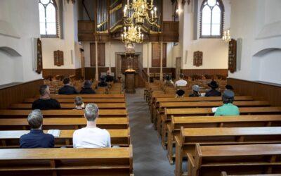 Kerkelijke bijeenkomsten