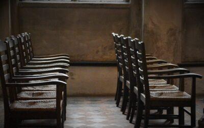 Bij de kerk blijven in coronacrisis?