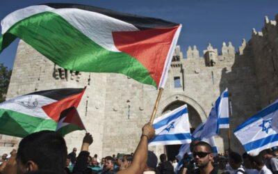 Christelijke politiek en Israël